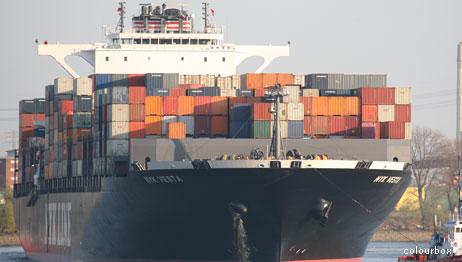 Exporten minskade 16 procent